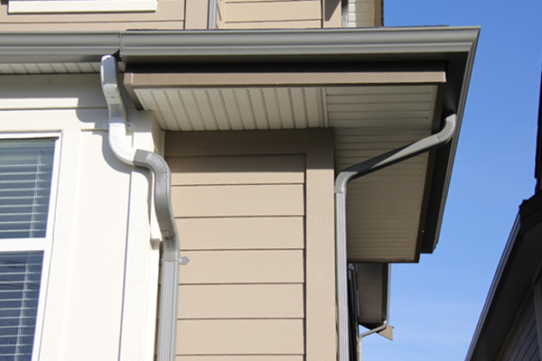 continuous gutters