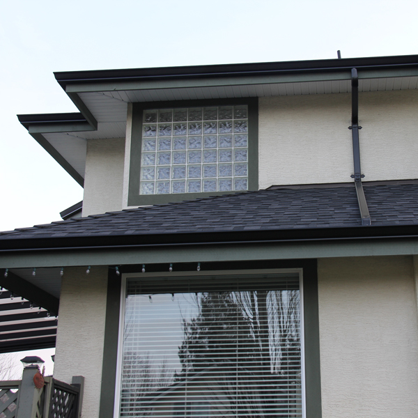 black gutters langley