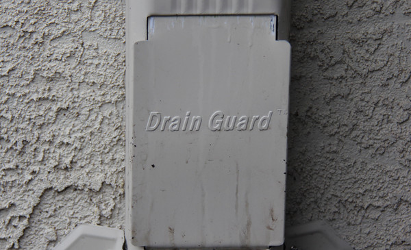 3″x4″ Drain Guard Leaf Trap