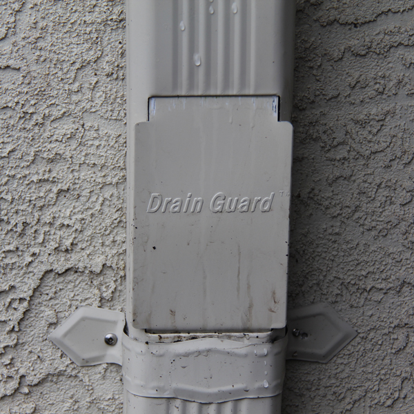 clean out drain guard