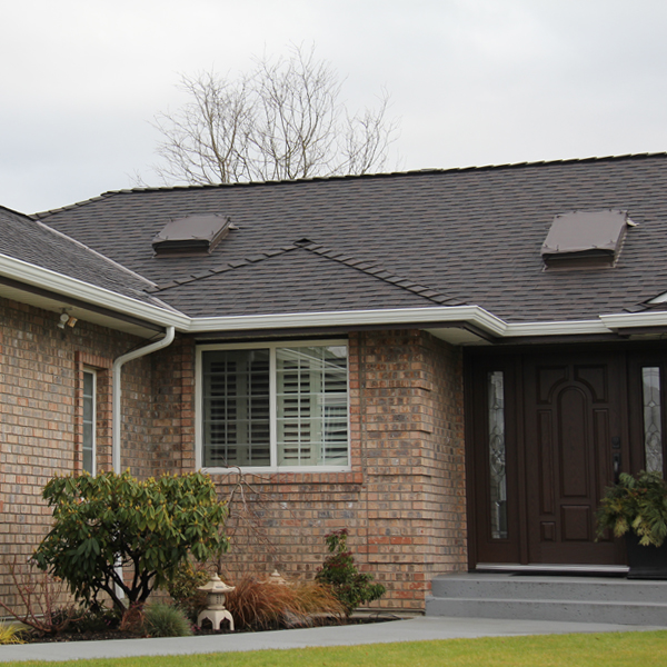 super crown gutter profile langley